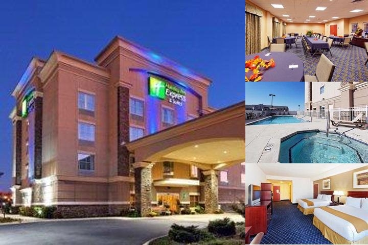 Holiday Inn Express & Suites Cookeville Tennessee photo collage