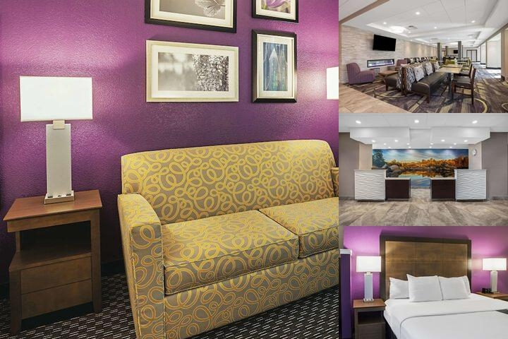 La Quinta Inn & Suites Rancho Cordova photo collage
