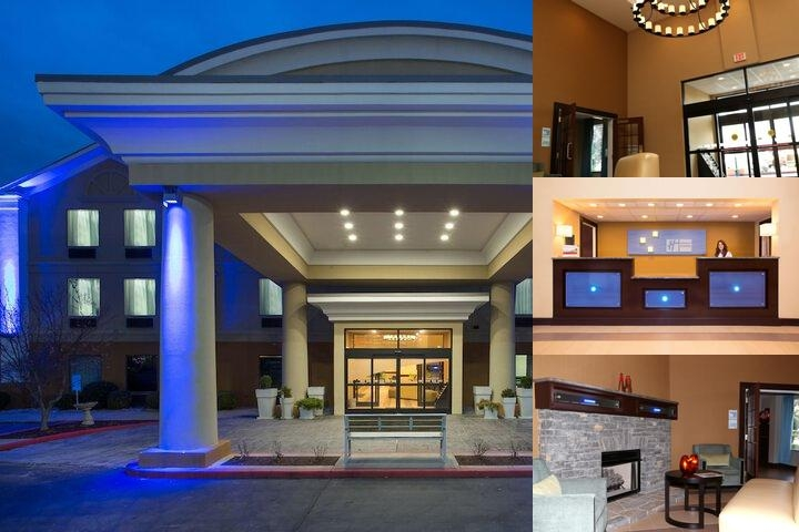 Holiday Inn Express Lexington Southwest photo collage