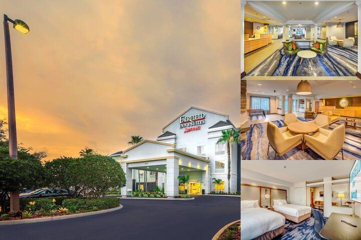 Fairfield Inn by Marriott Lakewood Ranch photo collage