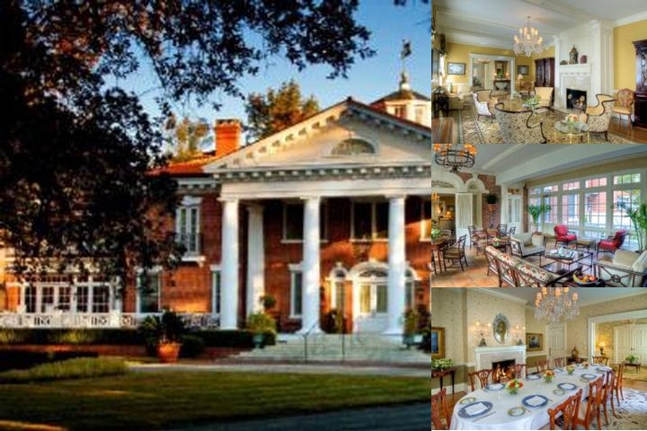 Woodlands Inn photo collage