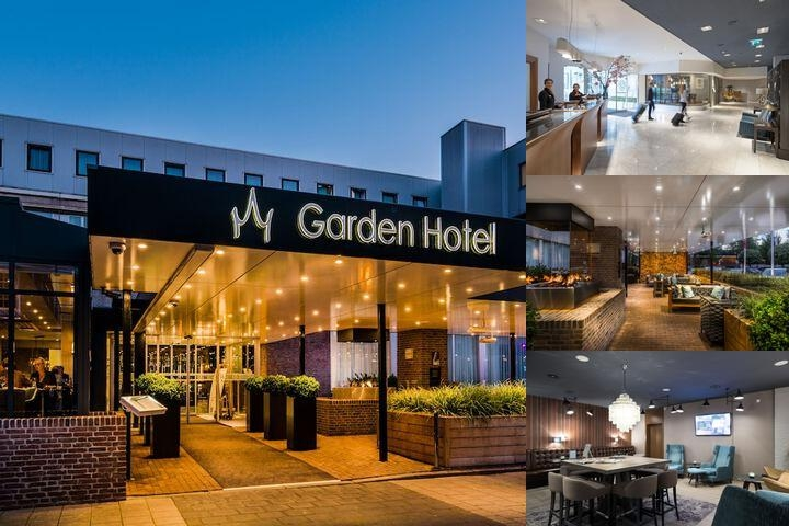 Bilderberg Garden Hotel photo collage