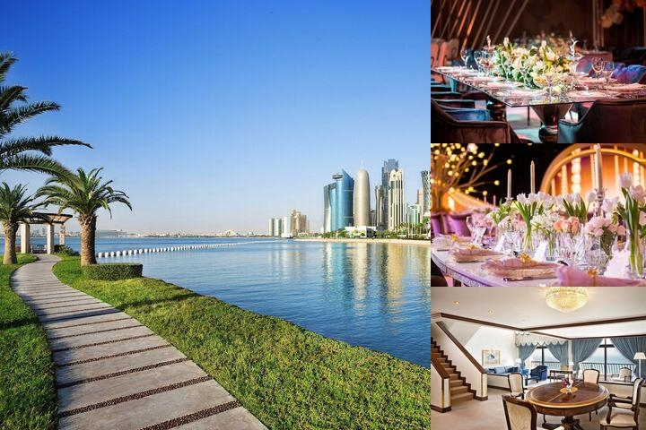 Sheraton Grand Doha Resort & Convention Hotel photo collage