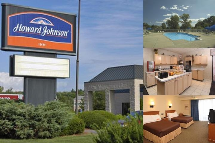Howard Johnson photo collage