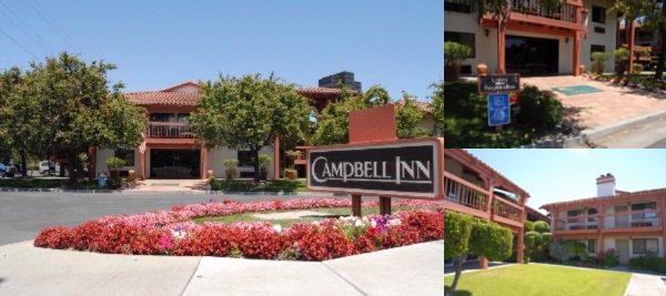 Campbell Inn photo collage