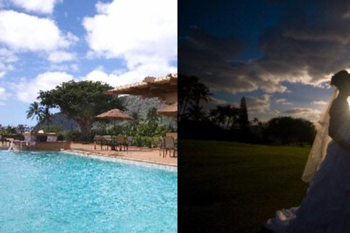 Makaha Resort & Golf Club photo collage