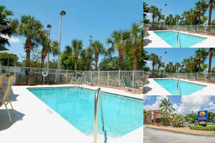 Comfort Inn & Suites Fort Lauderdale photo collage