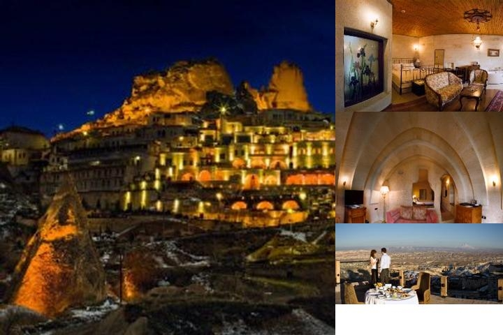 Cappadocia Cave Resort & Spa photo collage