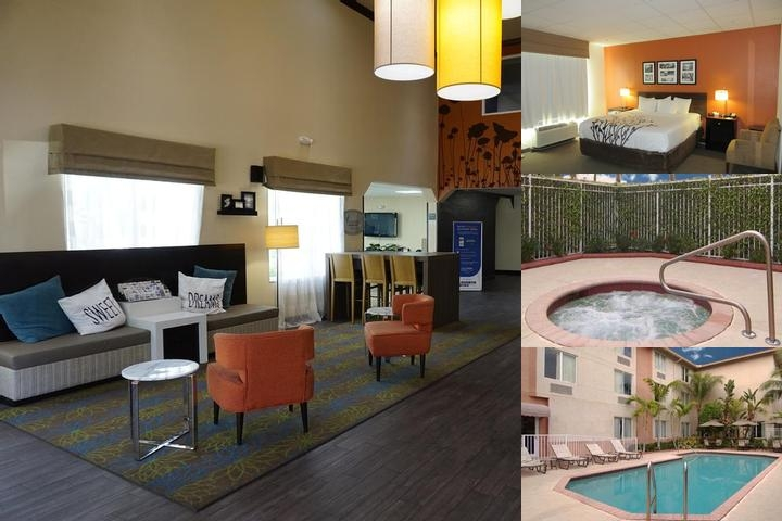 Sleep Inn & Suites Ft. Lauderdale Airport & Cruise photo collage