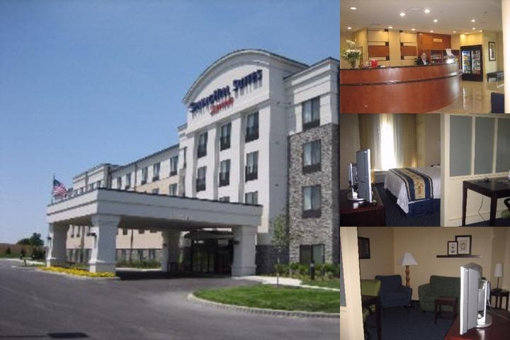 Springhill Suites Marriott Indianapolis Fishers photo collage