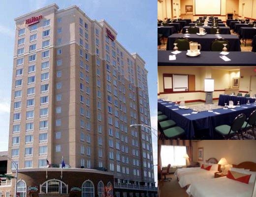 Hilton Garden Inn Charlotte Uptown Photo Collage