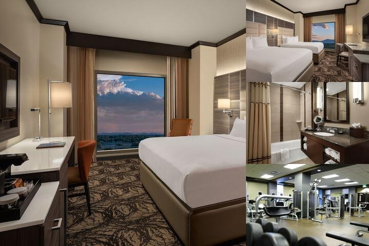 Wild Horse Pass Hotel & Casino photo collage