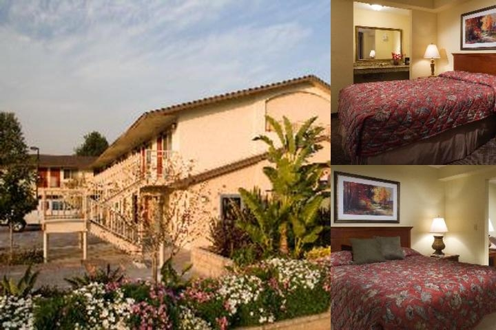 Loma Linda Inn photo collage