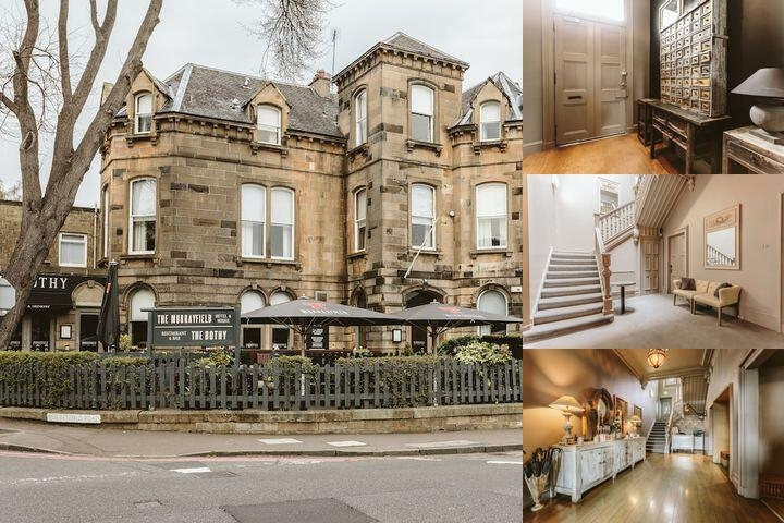 Murrayfield Hotel & House photo collage