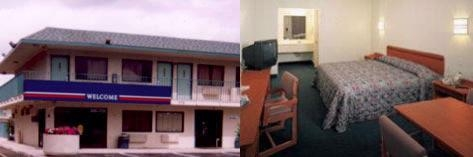 Motel 6 Dayton North photo collage
