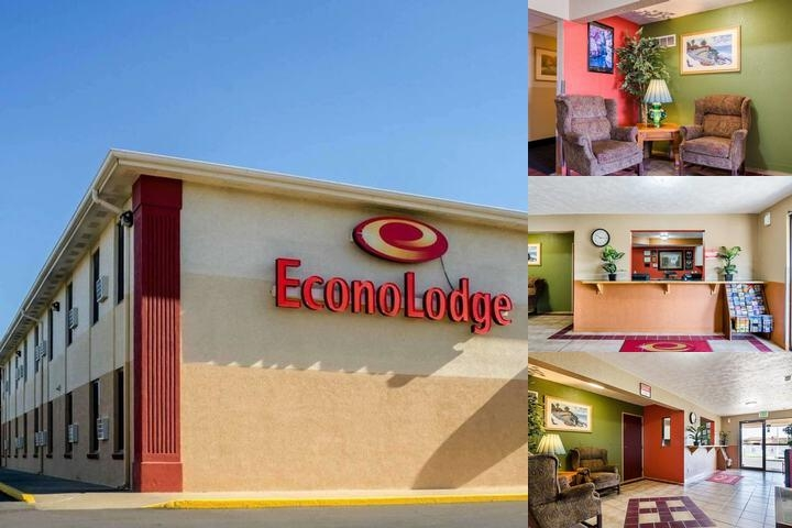 Econo Lodge Ottawa photo collage