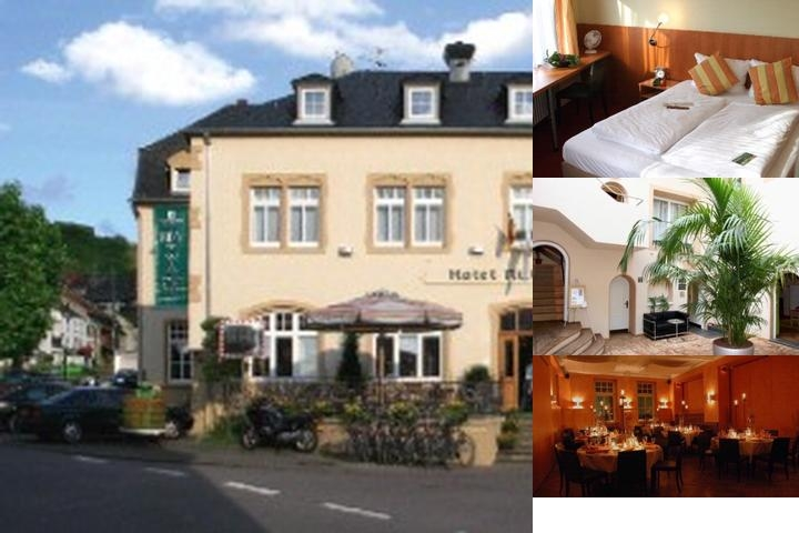 Hotel Nitteler Hof photo collage