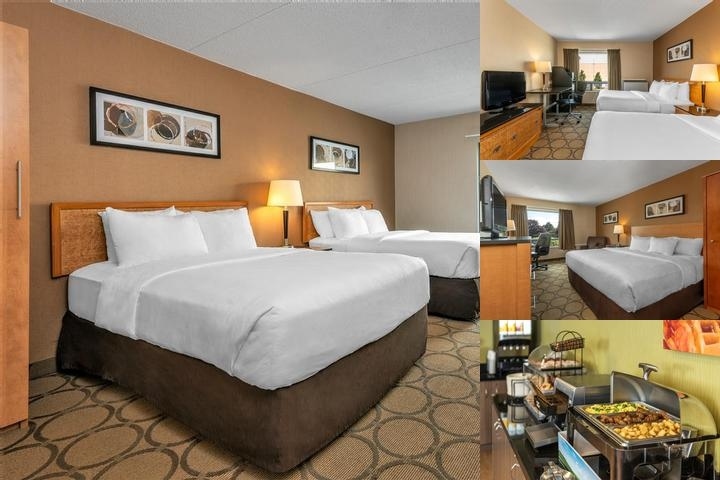 Comfort Inn Swift Current photo collage