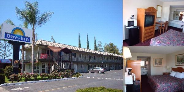 Days Inn San Bernardino photo collage