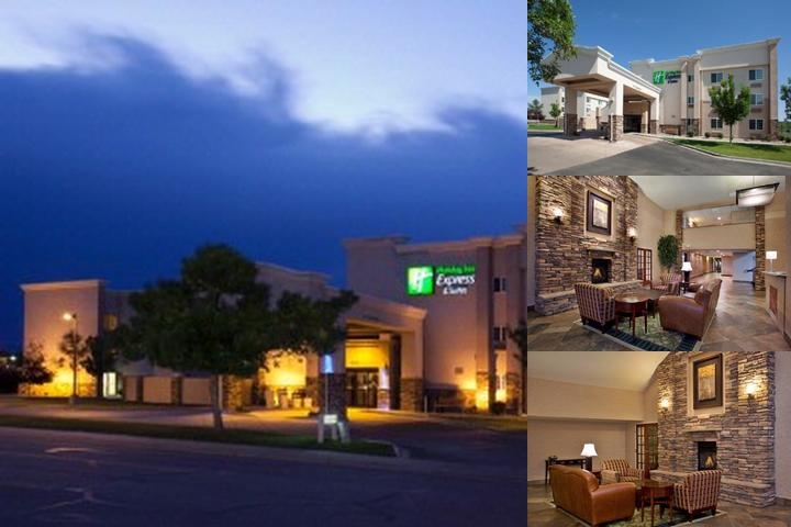 Holiday Inn Express & Suites Wheat Ridge Denver We photo collage