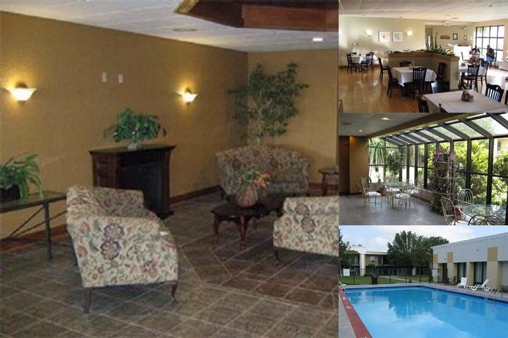 Ramada Inn on the Hill photo collage