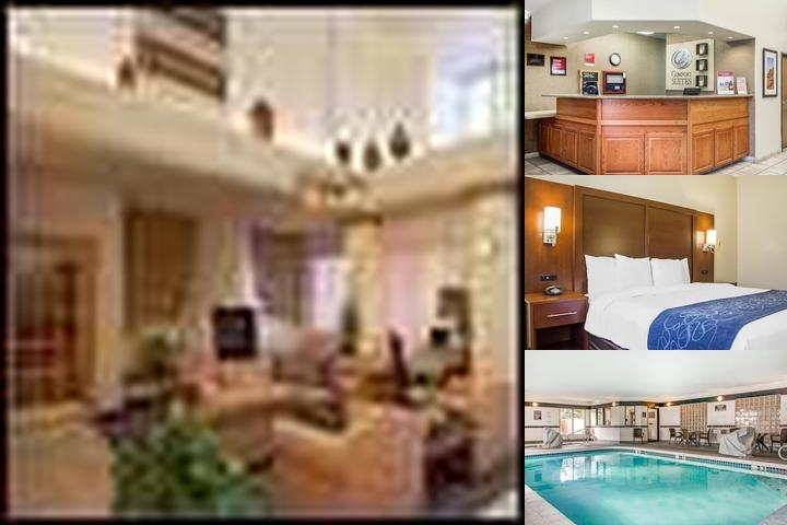 Comfort Suites Scottsdale photo collage
