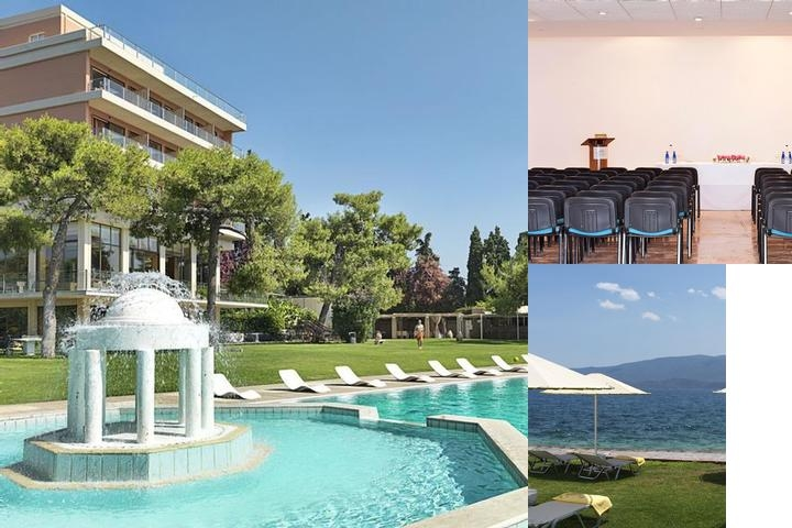 Kalamaki Beach Hotel Isthmia photo collage