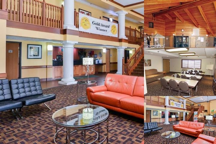 Quality Inn Bolingbrook photo collage