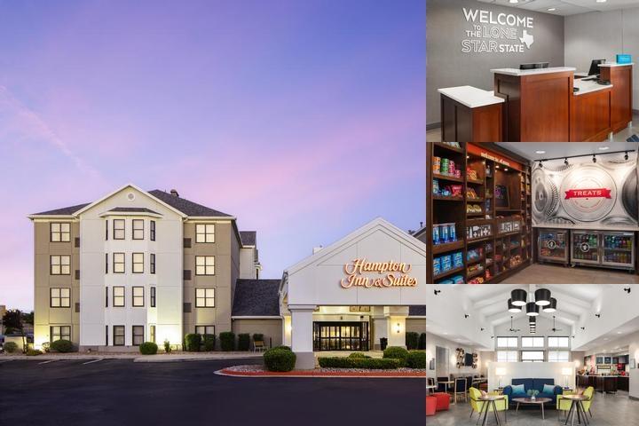 Hampton Inn 174 Amp Suites El Paso Tx 6635 Gateway West 79925