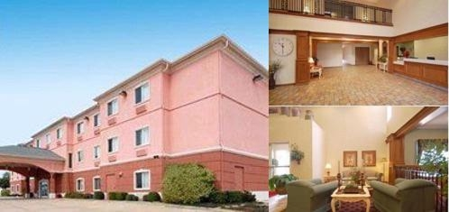 Homespring Suites photo collage