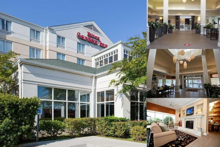 Hilton Garden Inn Charleston Airport photo collage