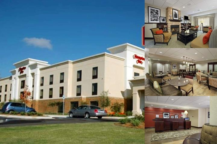 Hampton Inn Jasper photo collage