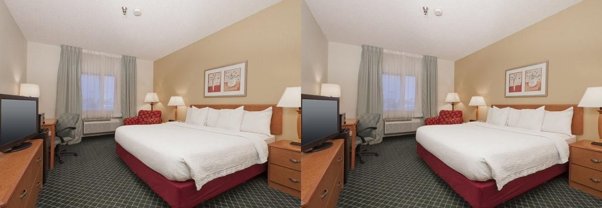 Fairfield Inn Davenport photo collage