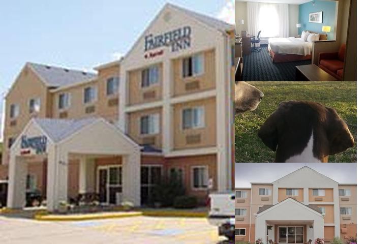 Fairfield Inn by Marriott Moline photo collage