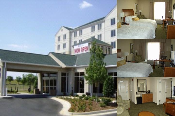 Hilton Garden Inn Tuscaloosa photo collage