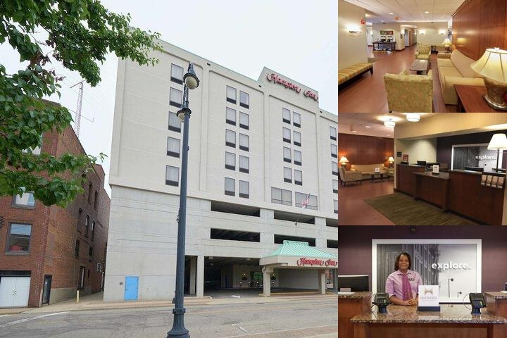 Hampton Inn Massillon photo collage