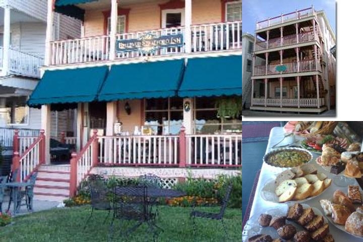 Bellevue Stratford Inn photo collage