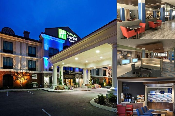 Holiday Inn Express Mt. Juliet photo collage