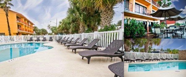 Royal Inn Beach Hutchinson Island photo collage