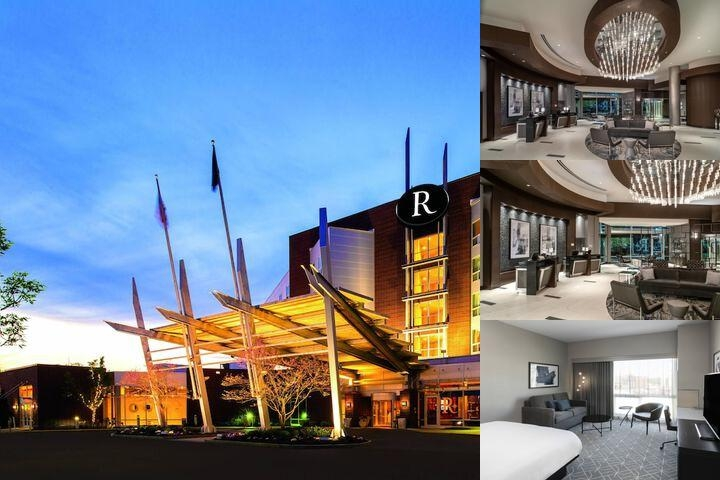 Renaissance Hotel & Spa at Patriot Place photo collage