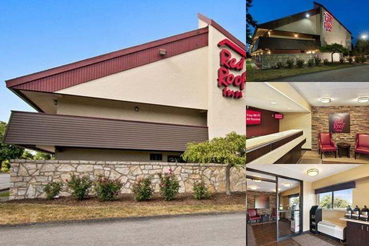 Red Roof Inn 174 Fairmont Wv 42 Spencer 26554