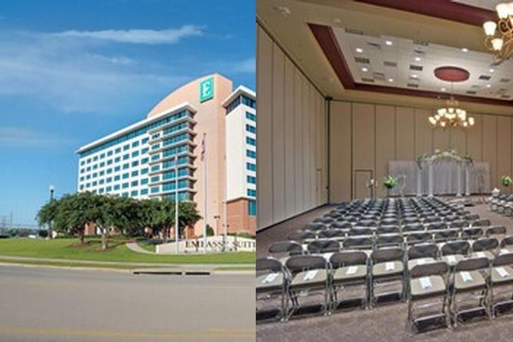 Embassy Suites Hotel & Spa photo collage