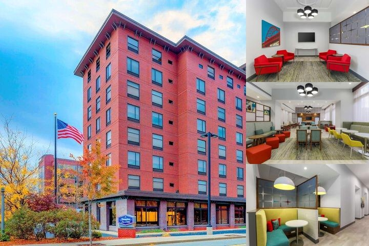 Hampton Inn & Suites Pittsburgh Downtown photo collage