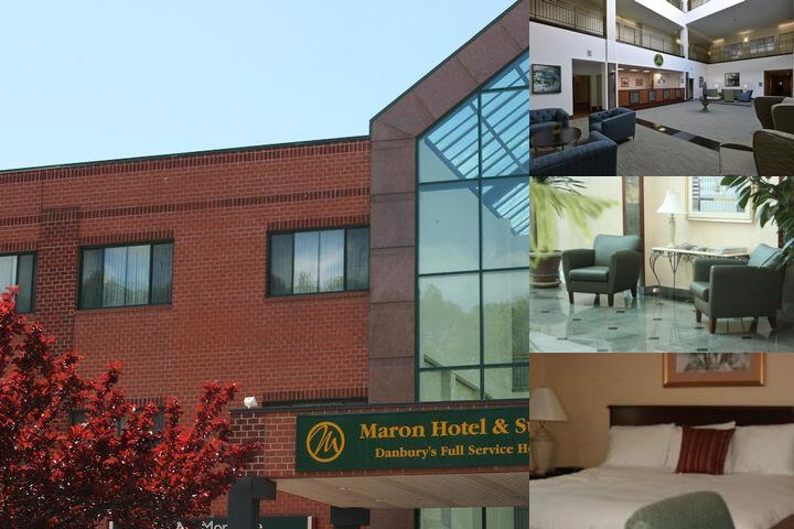 Maron Hotel & Suites photo collage