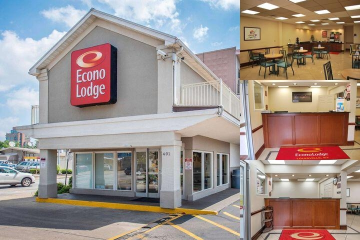 Econo Lodge Downtown photo collage