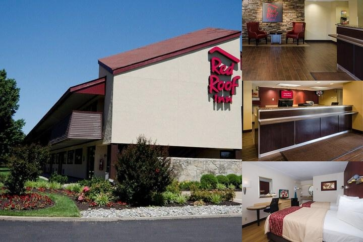 Red Roof Inn Trevose Philadelphia Northeast photo collage