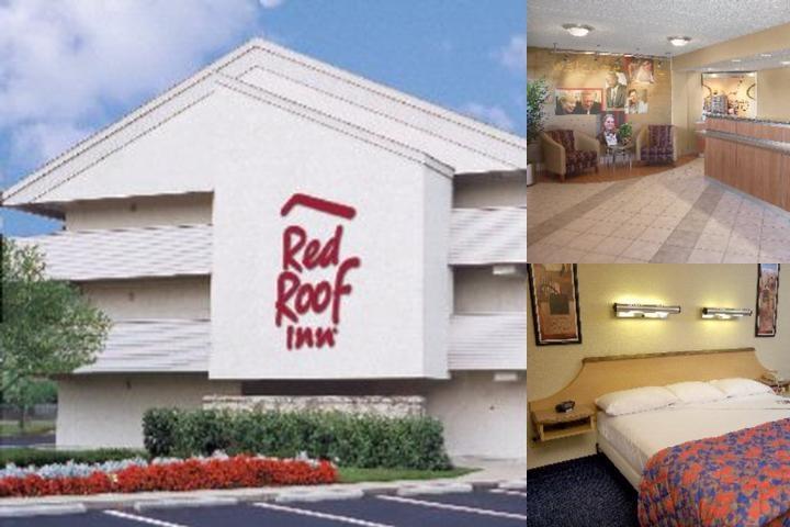 Red Roof Inn Trevose Philadelphia Northeast Photo Collage