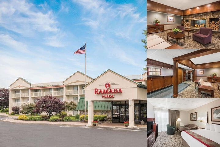 Ramada Plaza & Conference Center photo collage