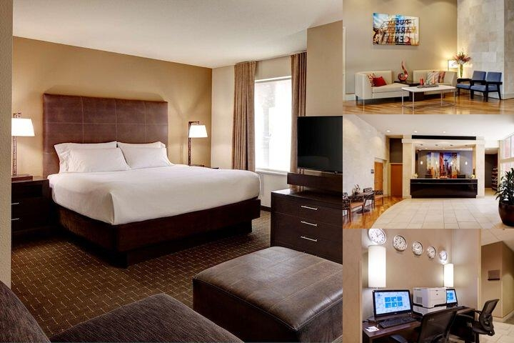 Hyatt House Bellevue photo collage
