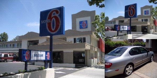 Motel 6 San Jose Convention Center photo collage